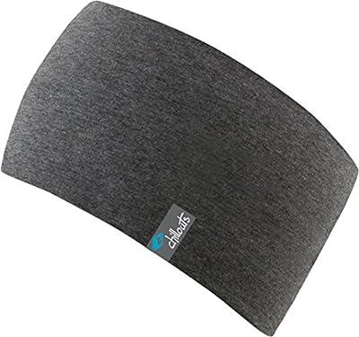 Eton - sportliches Kopfband Haarband aus Baumwolljersey in vielen Farben, doppellagig