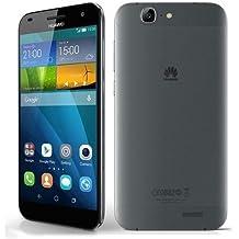 "Huawei G7 - Smartphone Android Movistar Libre,(pantalla 5.5"", cámara 13 Mp, 16 GB, Quad-Core 1.2 GHz, 2 GB RAM),Color- Gris"