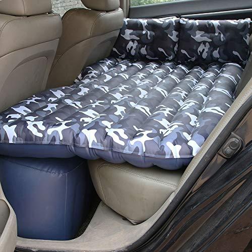 LYGID Auto Luftmatratzen Auto Matratze Aufblasbares Bett Air Bett Für Camping Outdoor Mit Luftpumpe Luftbett Für Abziehbar Auto,C