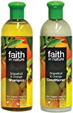 Faith In Nature Grapefruit & Orange Shampoo 400ml & Conditioner 400ml Duo