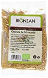BIONSAN - BIO - Graines de Moutarde 150 g - Lot de 6
