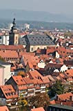 Michael DeFreitas / DanitaDelimont – Skyline of Bamberg Germany Photo Print (60,96 x 91,44 cm)