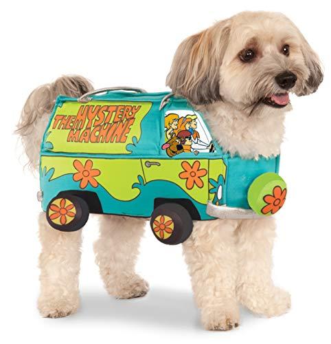 Hundekostüm, Scooby-DOO Mystery Machine, von Rubie (Scooby Doo Pet Kostüm)