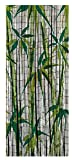 SIDCO Bambus Vorhang Bamboo Türvorhang Fliegenvorhang Insekten Schutz