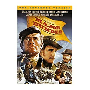 Major Dundee (The Extended Version) [1965] [Dutch Import]