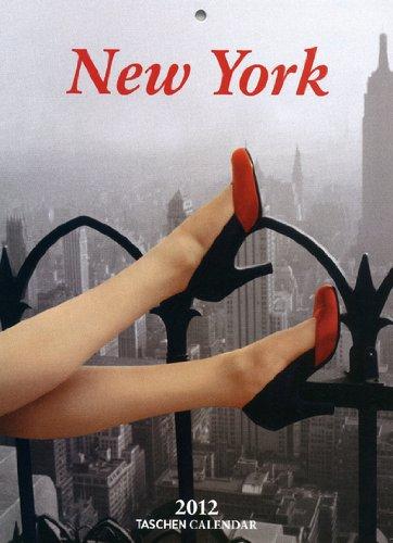 New York Tear-off Weekly Calendar 2012 (Taschen Weekly Tear-off Calendars)