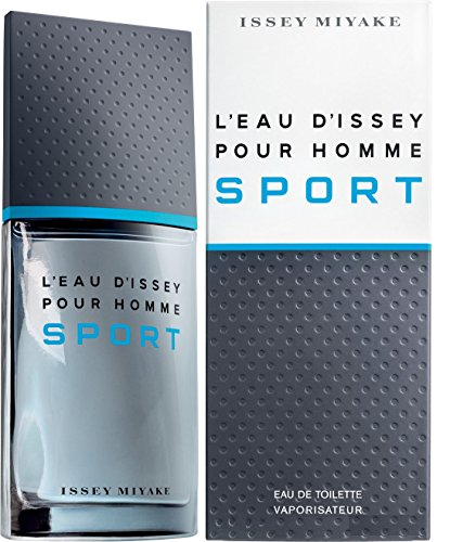 Issey Miyake L'Eau d'Issey Pour Homme Sport EDT 100ml with Ayur Product in Combo