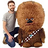 Jazwares SW00933 - Star Wars Big Chewbacca, 1.20 m