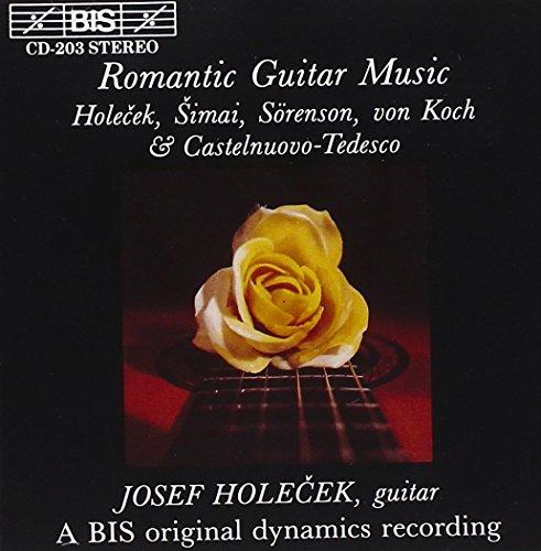 Schwedische romantische Gitarrenmusik