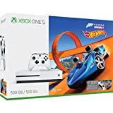 Microsoft Xbox One S 500GB Konsole - Forza Horizon 3 Hot Wheels Bundle [Nicht mehr]