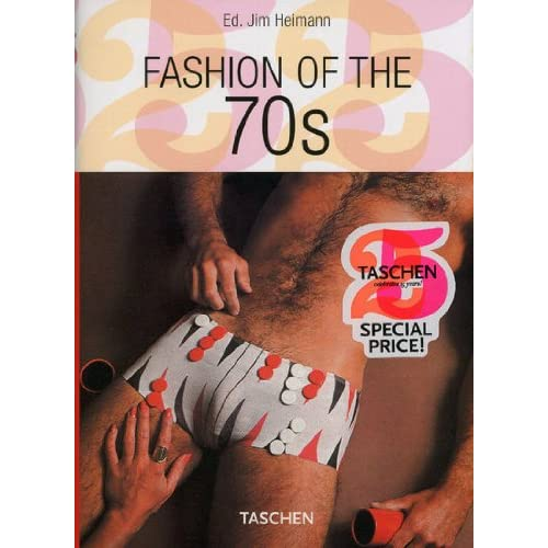 PO-25 FASHION OF THE 70S
