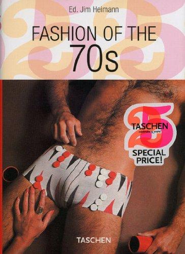 Fashion 70s - ICONS: 25 Jahre TASCHEN