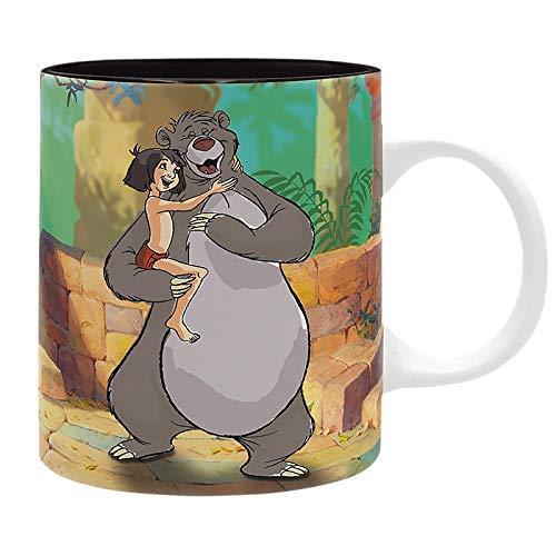 Taza Baloo & Mowgli. El Libro de la Selva. Disney