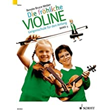 Fröhliche Violine, Bd.3, B-Tonarten, C-Dur, 2. und 3. Lage, 'Doppelgriffe und andere Kniffe' (Die fröhliche Violine)