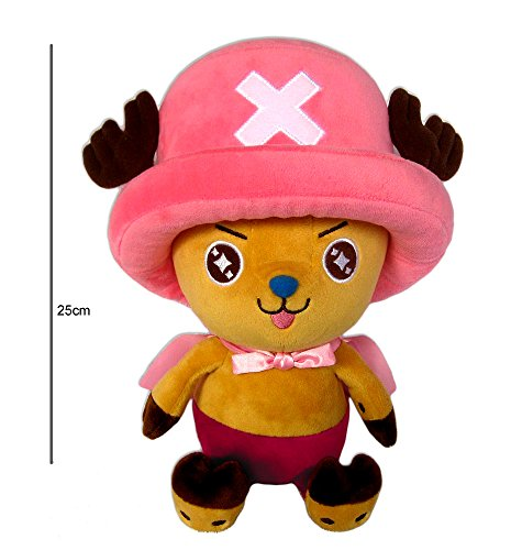 One Piece Chopper Peluche Figurine (30cm)