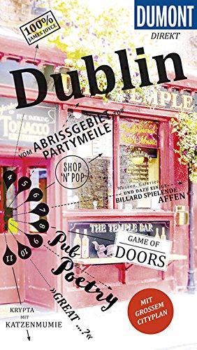 DuMont direkt Reiseführer Dublin: Mit großem Cityplan