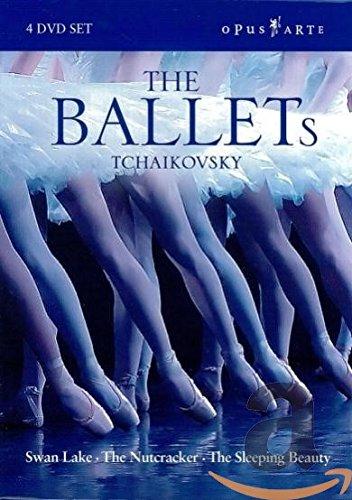 Tchaikovsky - the Ballets [4 DVDs]