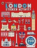 Ladybird Sticker Activity. London