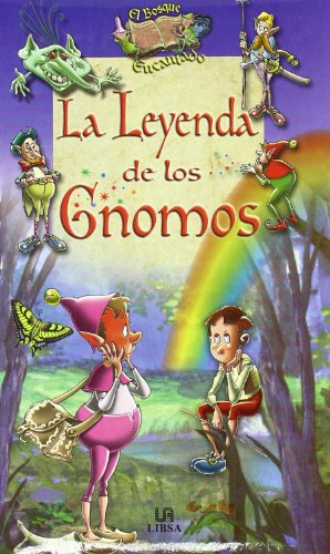 Descargar Libro Leyenda de los gnomos / Legend of the Gnomes de Fernando Martínez