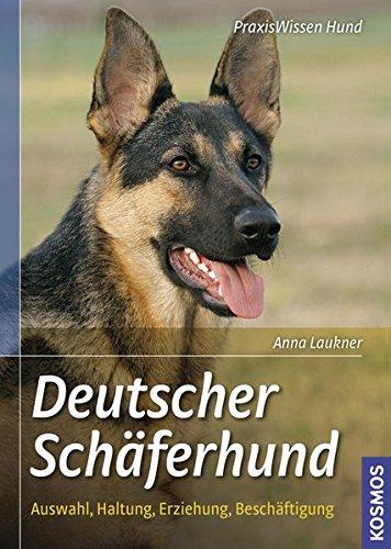 Artikelbild: Deutscher Schäferhund: Auswahl, Haltung, Erziehung, Beschäftigung (Praxiswissen Hund)
