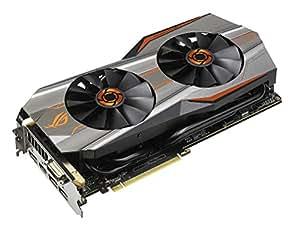 ASUS 90YV08M0-U0NM00 Carte Graphique Nvidia GTX980 TI 6GD5