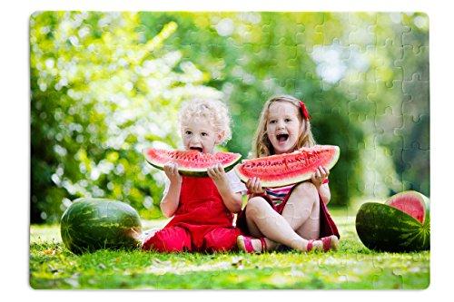 Fotopuzzle individuell gestalten, personalisiertes Geschenk Puzzle mit eigenem Foto, 120 Teile, - Foto Puzzle