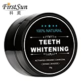#8: Dropshipping 2017 Activated Bamboo Charcoal Teeth Whitening Powder white bright teeth whitening Smoke Coffee Tea Stain Remover