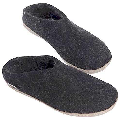 Glerups - Chausson gris anthracite -
