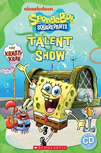 SpongeBob Squarepants: Talent Show (Popcorn Readers) por Michael Watts