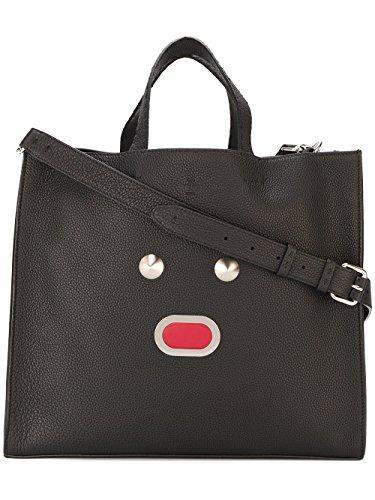 Fendi Herren 7Va3909qhf0gxn-Mcf Schwarz Leder - Schwarz Fendi Handtaschen