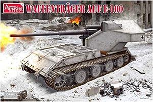 Amusing Hobby 35A026 E-100-1/35 - Soporte para Armas
