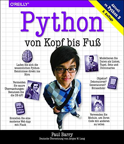 Computer-kopf (Python von Kopf bis Fuß)