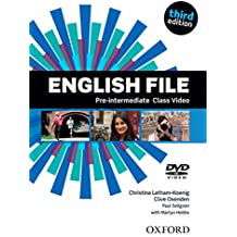 English File 3rd Edition Preintermediate [DVD]