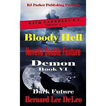 Novella Double Feature (BONUS) Rick Cantelli P.I. (Detective Series Book 6)