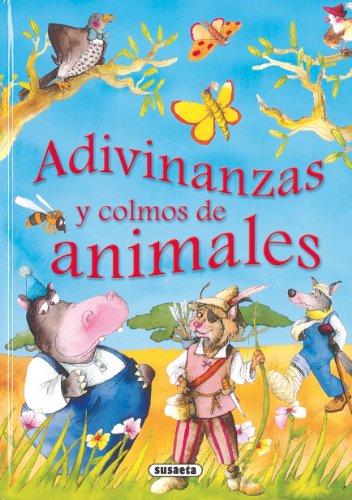 ADIVINANZAS Y COLMOS (Adivinanzas y Chistes) por Susaeta Ediciones S A
