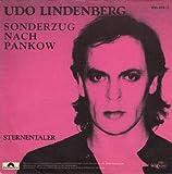 LINDENBERG, UDO / SONDERZUG NACH PANKOW/ STERNENTALER / 1983 / Bildhülle / polydor # 810076-7 / Deutsche Pressung / 7