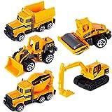 T.H. Conjunto de Cinco Mini Camiones de construcción Vehículos de Coches...