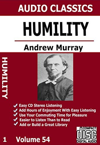 of Holiness Audiobook - Cd Unabridged Audio Set - by Andrew Murray (2014-08-03) ()
