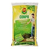 COMPO Nachsaat-Rasen grün und dicht