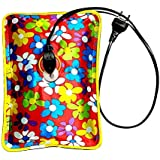 RUBS Electric Gel Bottle Pouch Massager Hot Water Bag (Multicolour)