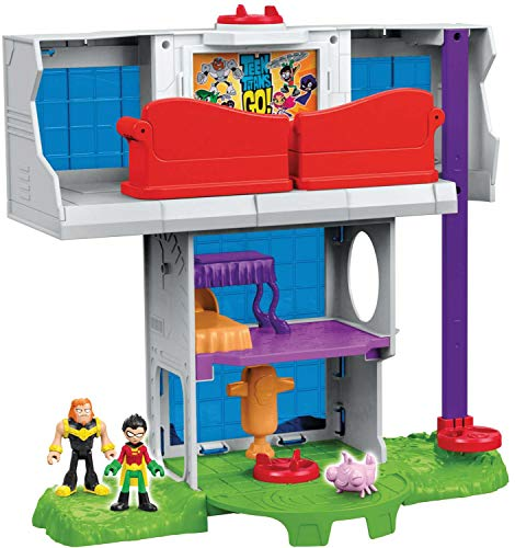 Fisher-Price Imaginext Teen Titans Go! Tower Playset