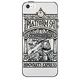 EJC Avenue iPhone 5 / 5s / SE Harry Potter Silikon Hülle/Case Für Apple iPhone 5 / 5s / SE Gel TPU Case/Schutz + Bilds