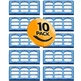 MrPet Cat/Dog Mate Replacement Compatible Filter Cartridges For Pet Fountains - Pack of 10