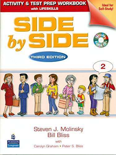 Side By Side: Activity Workbook 2, Third Edition (bk. 2) by Steven J. Molinsky (2001-02-19)