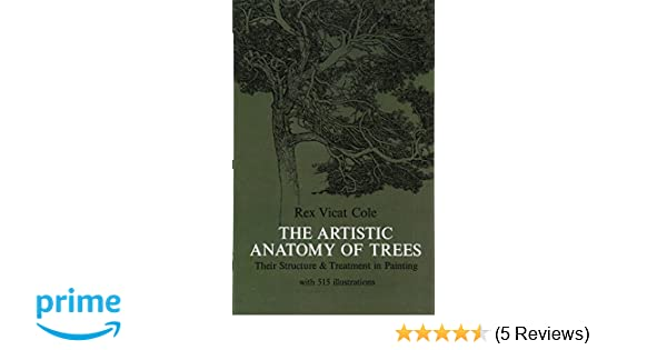 The Artistic Anatomy Of Trees Dover Art Instruction Amazon