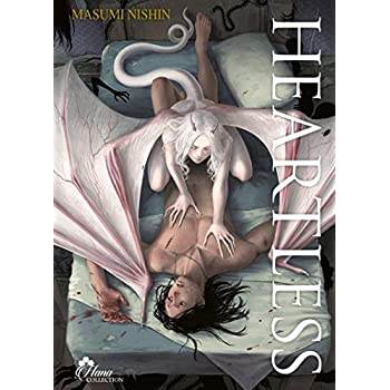 Heartless - Livre (Manga) - Yaoi - Hana Collection