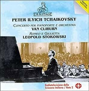 Concerto Pour Piano Et Orchestre N 1 En Si Bemol Mineur;Ouverture Fantaisie