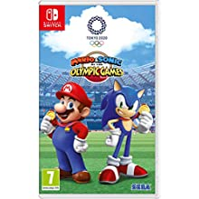 Mario & Sonic At The Olympic Games Tokyo 2020 Nsw - Nintendo Switch