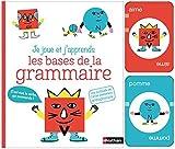 Les bases de la grammaire : Avec un jeu de cartes