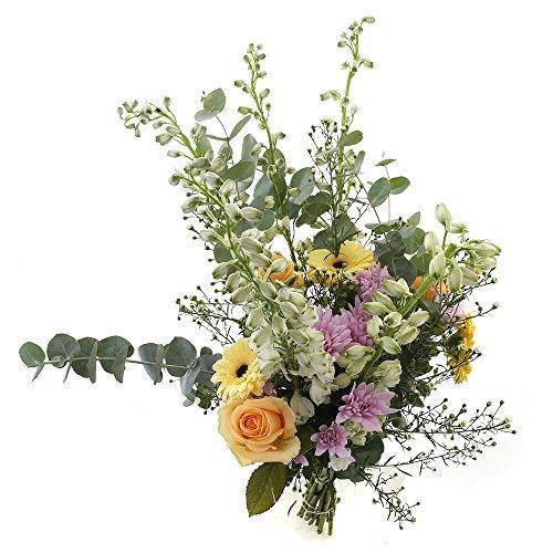 Choice of Green - 1 nuance de bouquet Moyenne - 22 tiges - Hauteur ? 60 cm - Qualité de Hollande -
